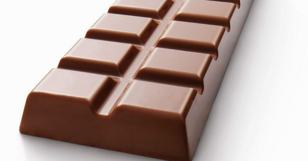Chocolate protein bar