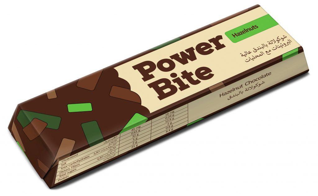 Hazelnut chocolate