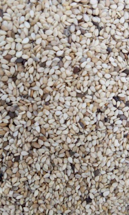 Sudan sesame seeds